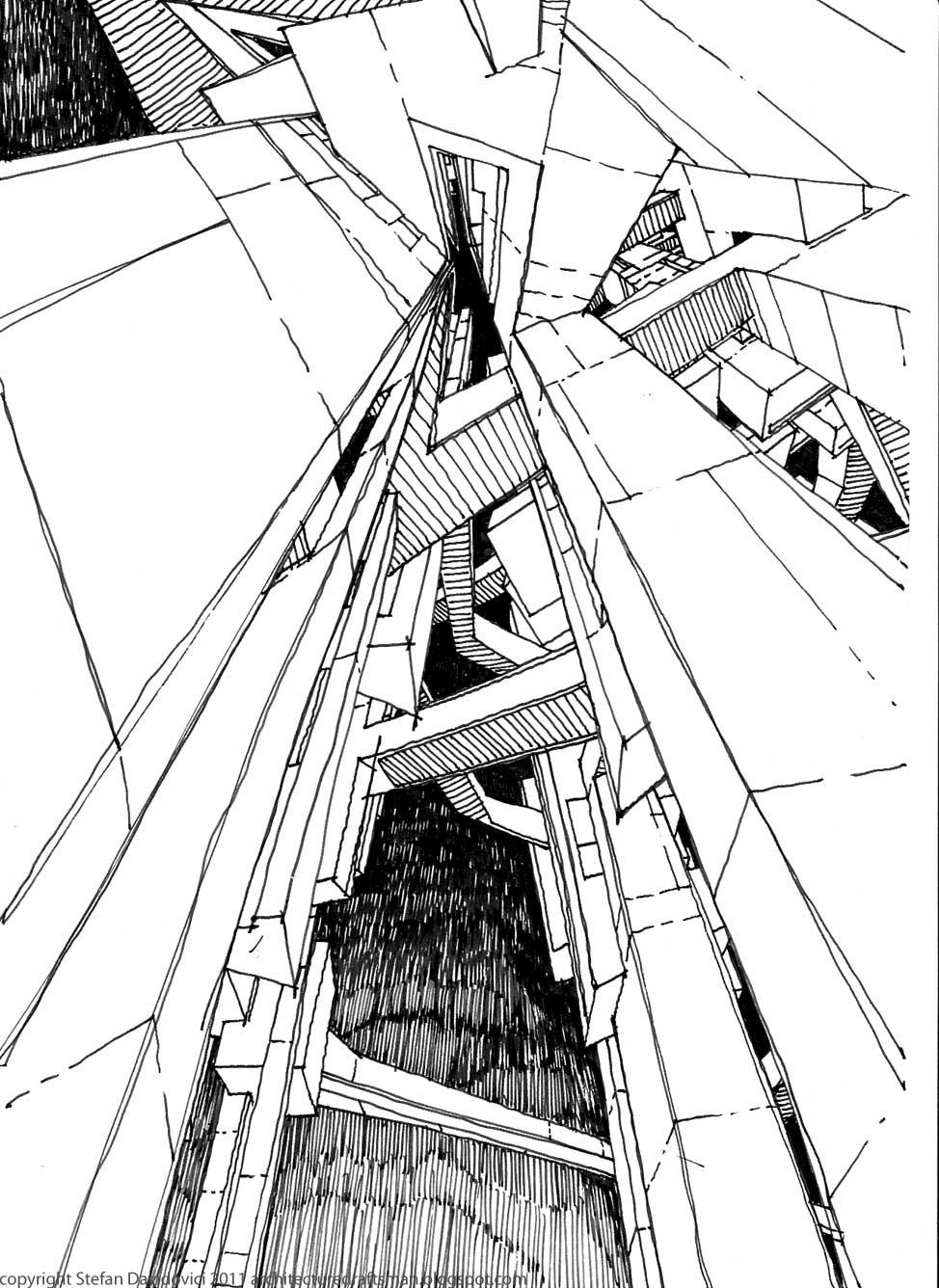 974x1336 The Architecture Draftsman Imaginary Jerusalem, 17