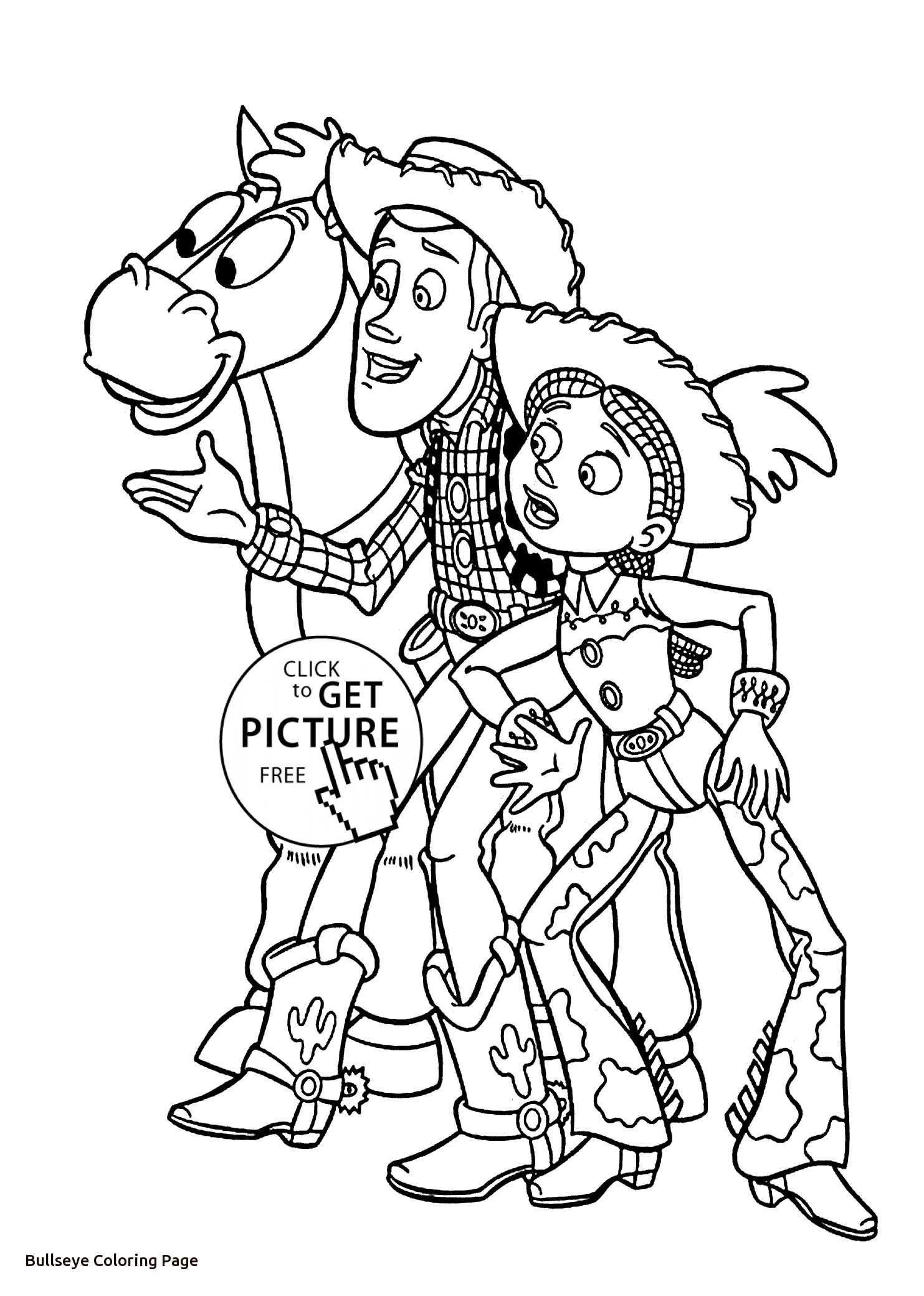 1483x2079 Toy Story Movie Coloring Pages Copy Jessie Free Coloring Page