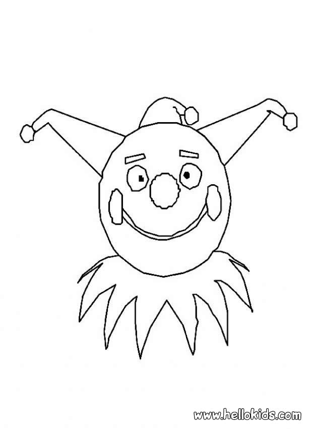 jester face drawing at getdrawings com free for personal use