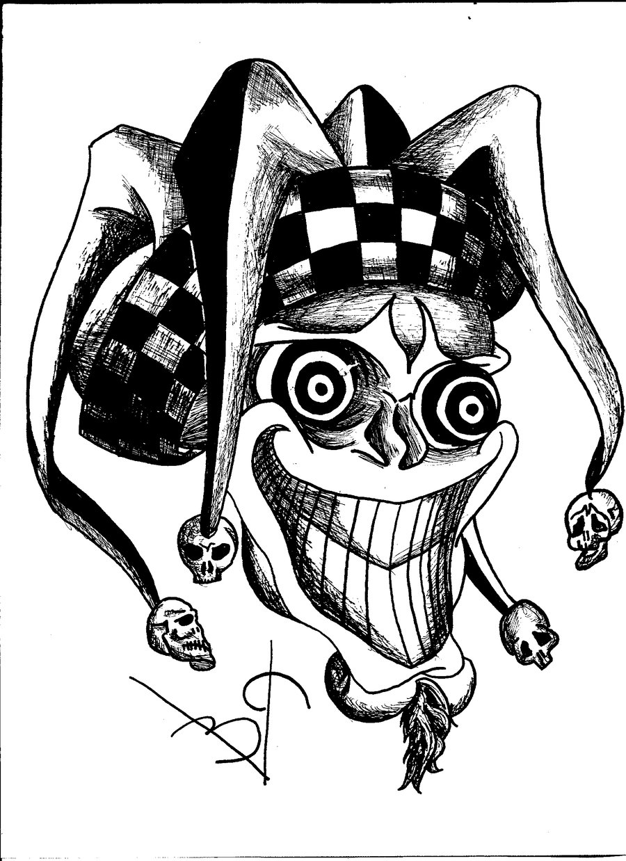 The best free Jester drawing images. Download from 290 free ...