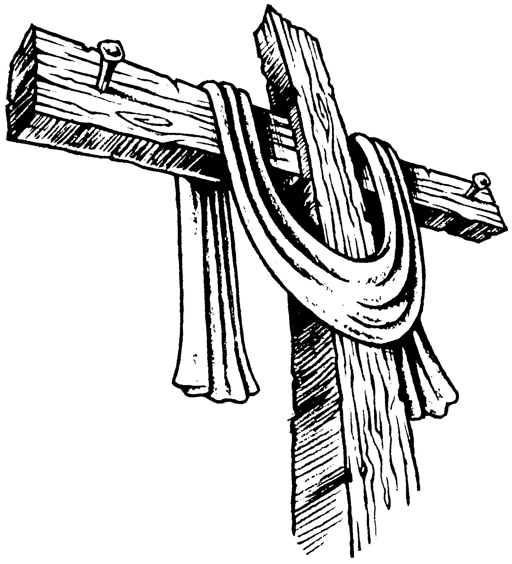 1633x1800 Jesus On Cross Drawing