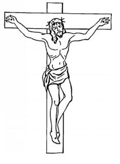 236x321 Draw Jesus Christianity, Trust And Journaling