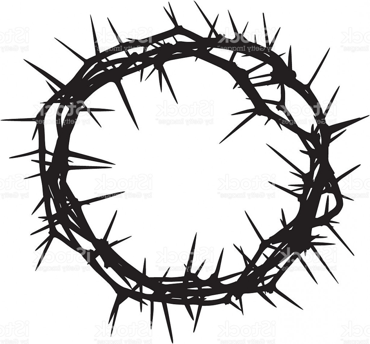 1228x1142 Crown Of Thorns Drawing Exclusive Jesus On Cross With