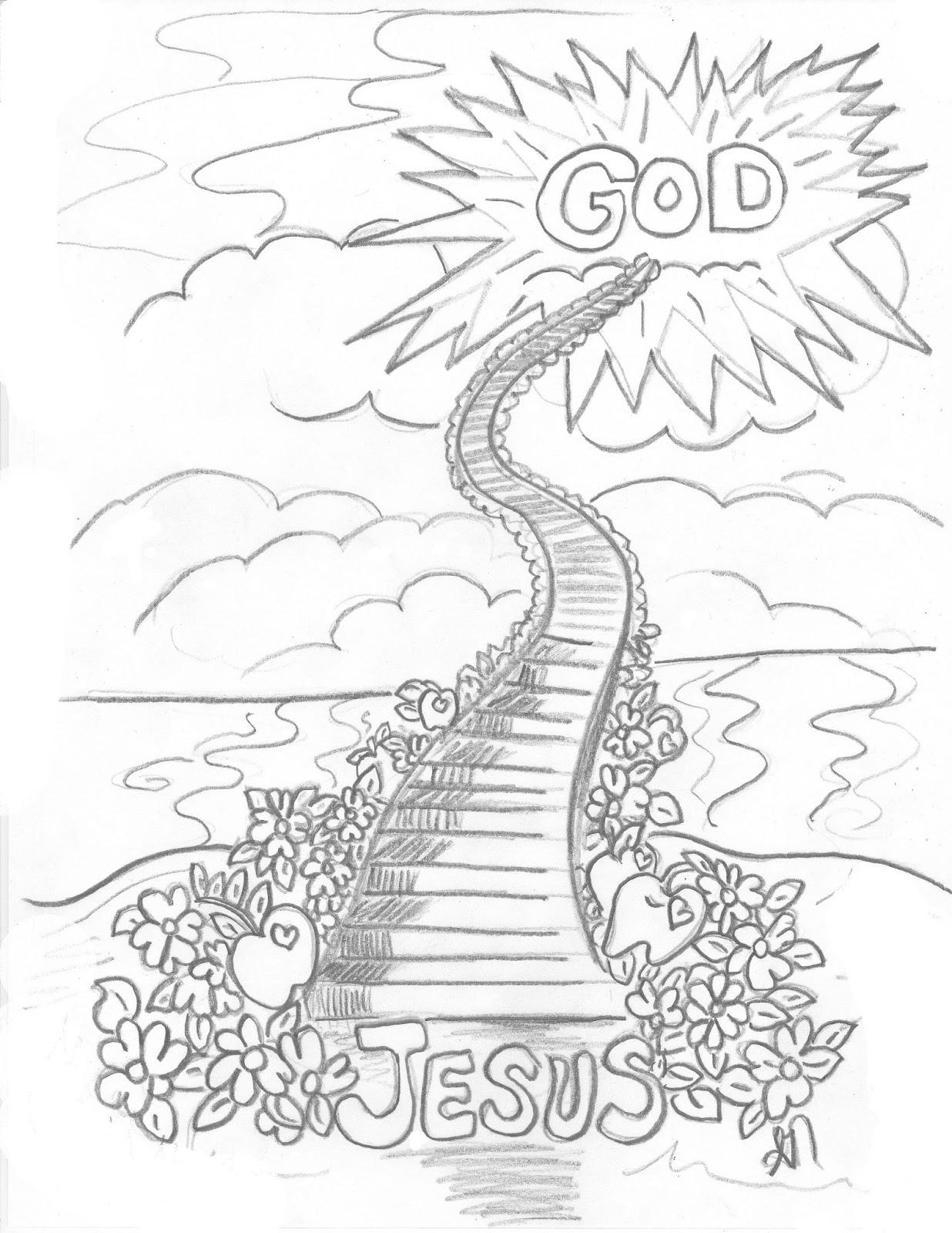 1236x1600 Treasure Box Drawing For Jesus Valentine Apple (Love God Themed