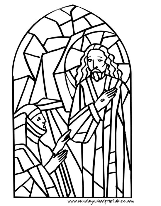 549x700 Free Christian Coloring Pages For Young And Old Children Level 2