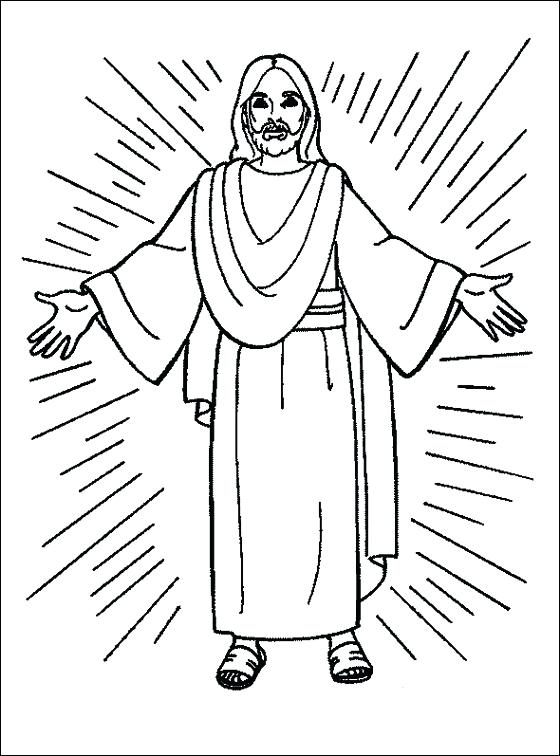 560x756 Top Rated Jesus Coloring Page Pictures Coloring Pages Printable