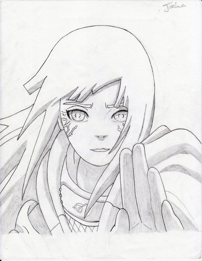 785x1017 Hinata Hyuga. By Jesusagudo