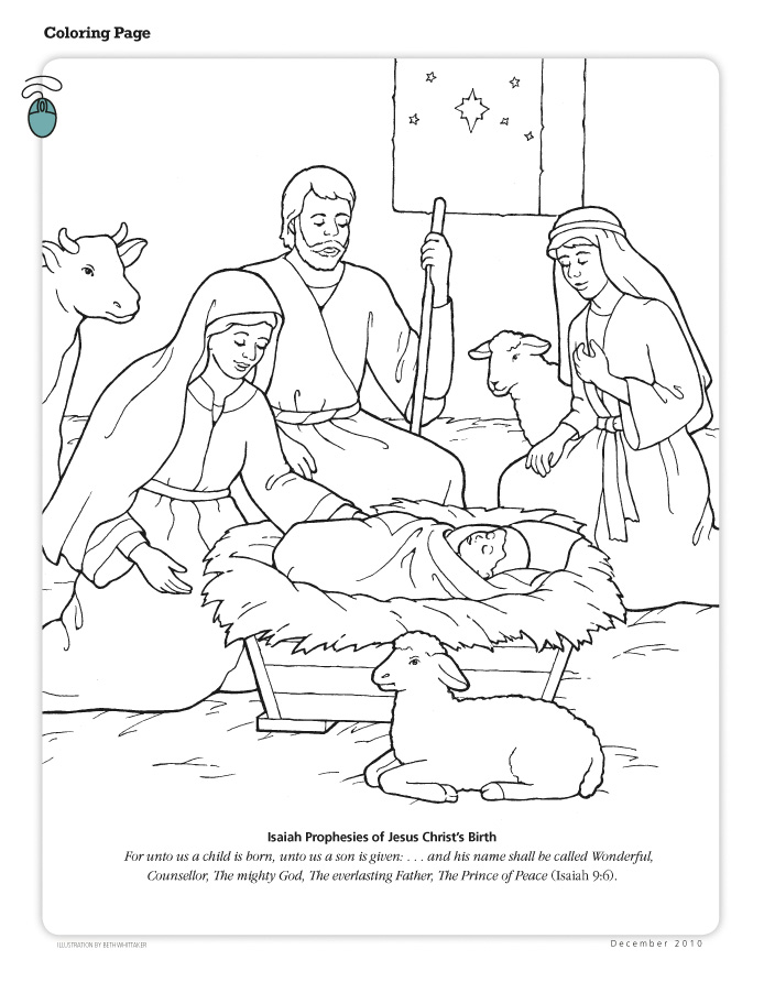 694x902 Lds Coloring Pages Search Results