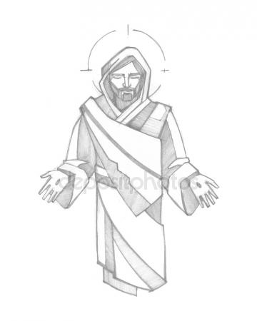 360x450 Jesus Christ Stock Vectors, Royalty Free Jesus Christ