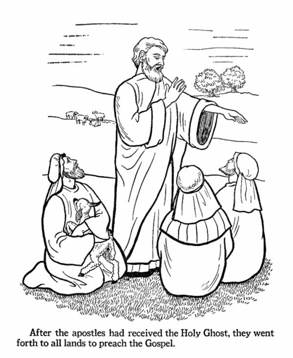 Jesus Resurrection Drawing At Getdrawingscom Free For Personal - Jesus-is-risen-coloring-page