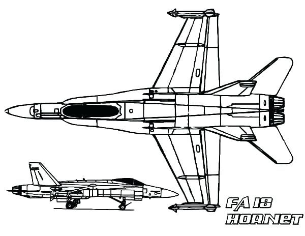 600x464 Fighter Jet Coloring Pages How To Draw A Fighter Jet Step By Jets