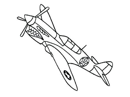440x330 Fighter Jet Coloring Page Fighter Airplane Jet Color Pictures