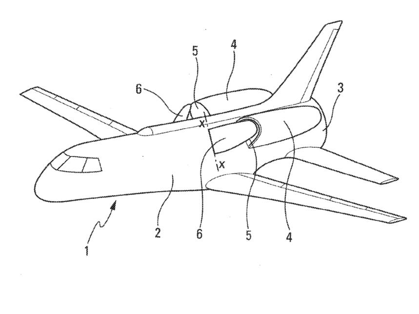 859x644 Airbus Patented New Designs For Supersonic Transatlantic Jet