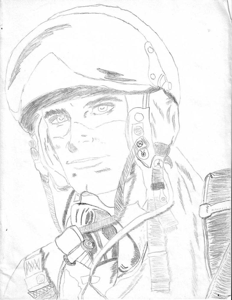 786x1015 The Jet Pilot By Deevilz