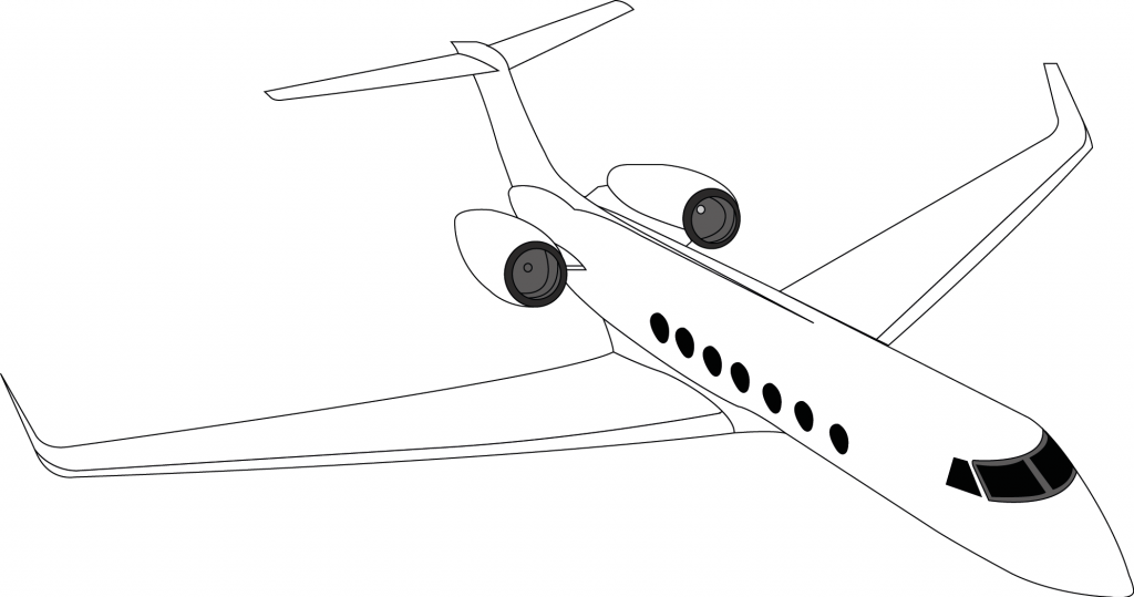 1024x539 Corporate Jet Drawings
