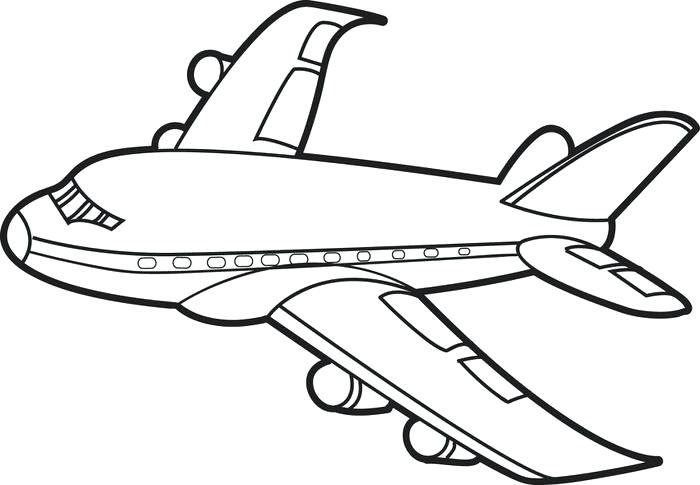 700x485 Good Jet Coloring Pages Online Free Printable Airplane Page