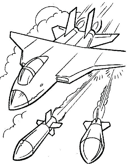 447x576 Fighter Jet Coloring Page Omnitutor.co