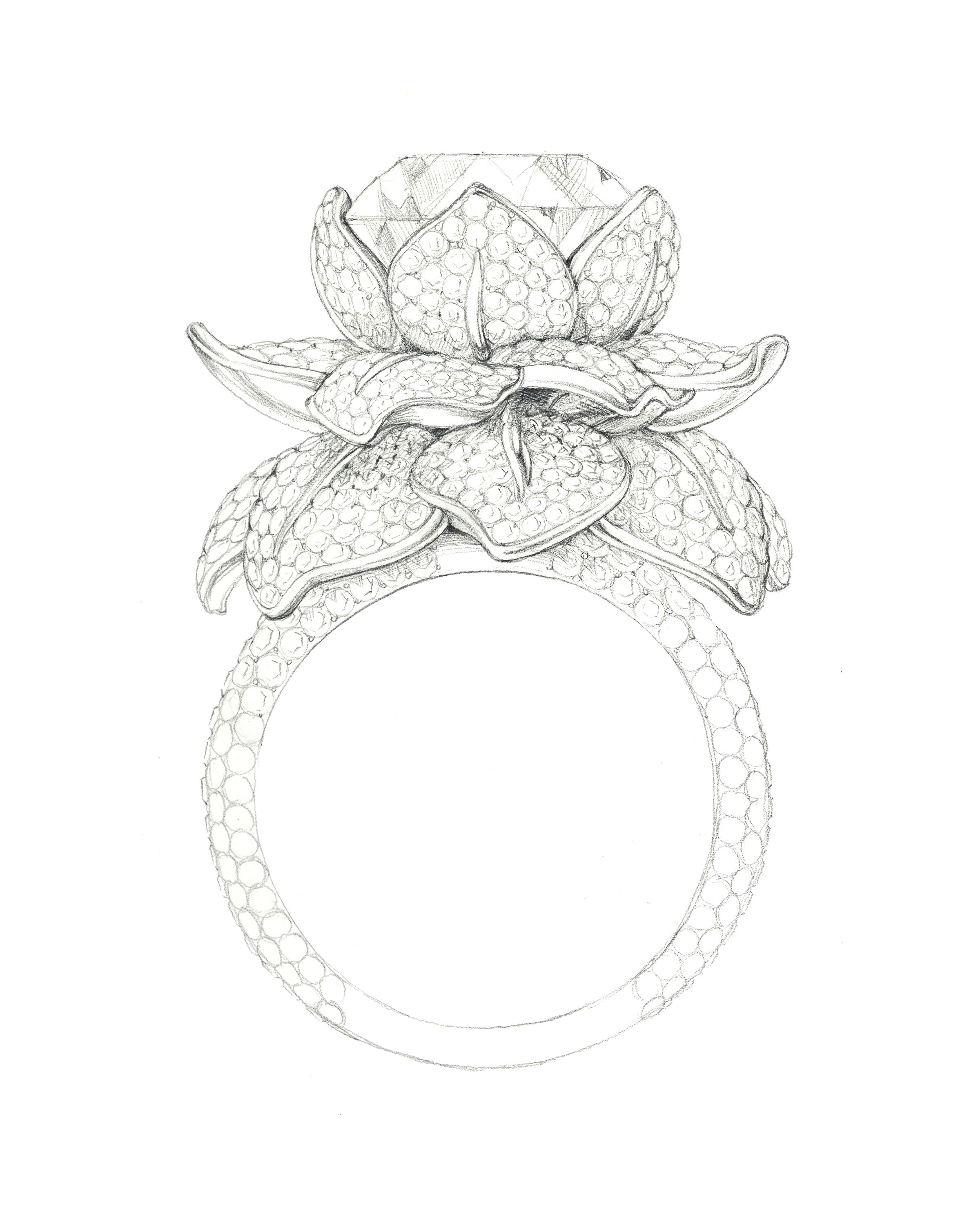 2400x3000 Image Result For Tiffany Jewellery Design Drawing Stamp Costume