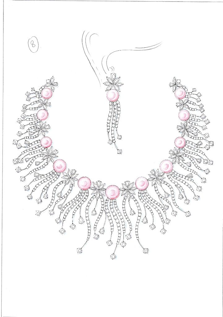 The Best Free Jewelry Drawing Images Download From 565 Free