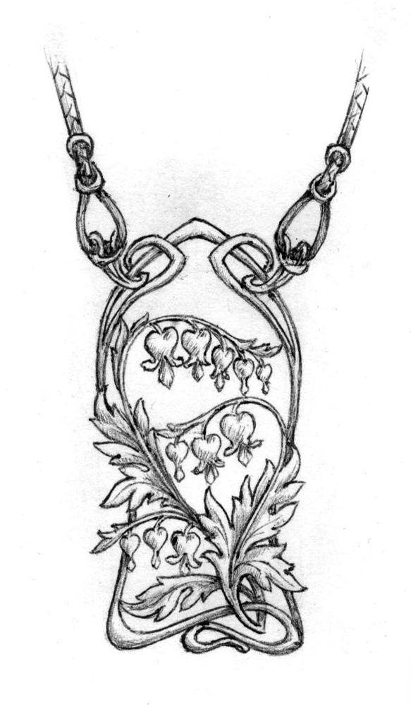 Jewellery Drawing At Getdrawings Com