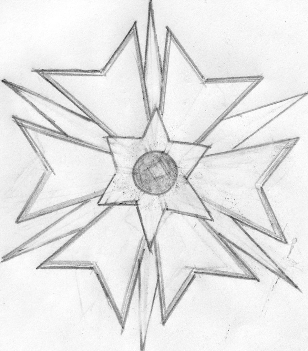 1002x1144 Designing The Star Brooch For Susan Hayward Kathleen Lynagh
