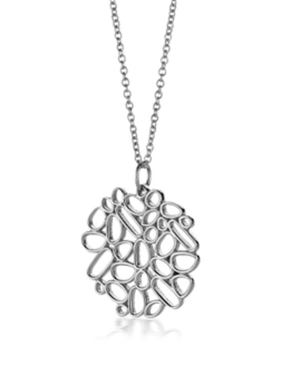 568x725 Zina Sterling Silver Necklace Amore Jewelry Design Online