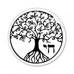 236x236 Jewish Tree Of Life Drawing Ketubah Life Drawing