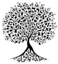 236x262 Josh Baum Image Of Tree Of Life Typography Amp Good Signs