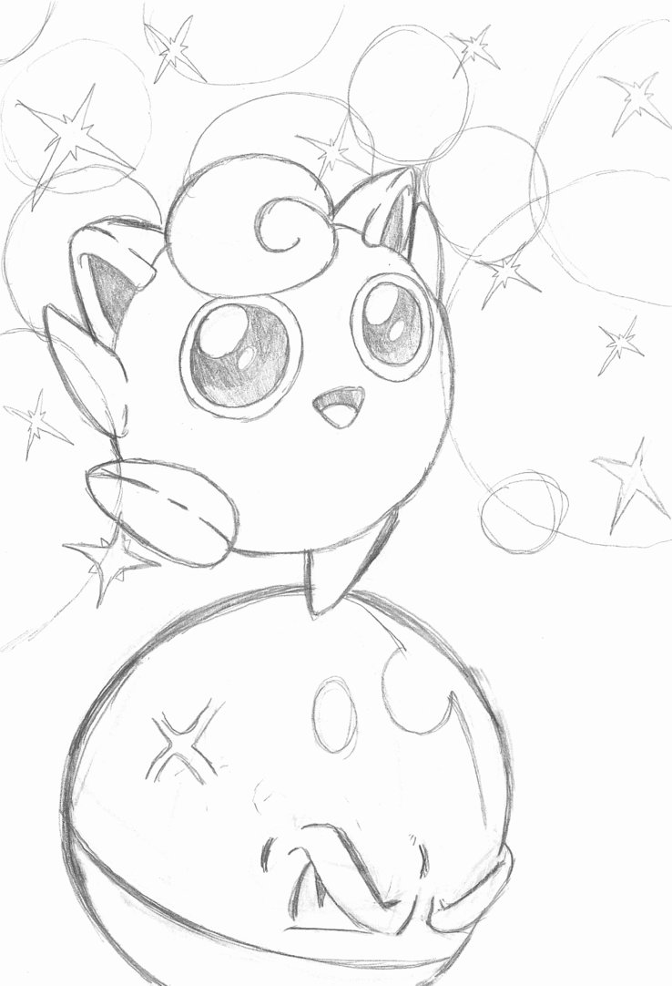 738x1082 Pokeddexy Day 5 Favorite Fairy Type Jigglypuff By