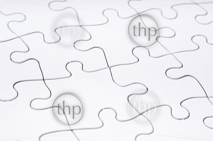 700x465 Jigsaw Puzzle In White In Shallow Focus Photo