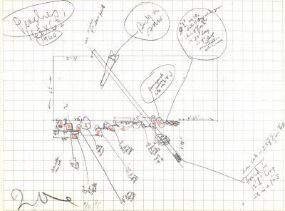400x296 Jim Dine Untitled (Peaches) Lithograph