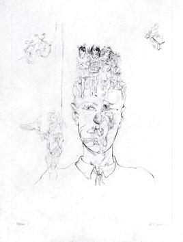 268x354 Voir Et Decouvrir Hans Bellmer, Oeuvres, Estampes, Gallerie