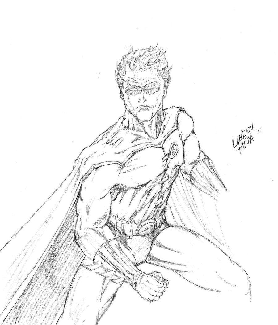 900x1049 Robin Sketch By Corcruentus