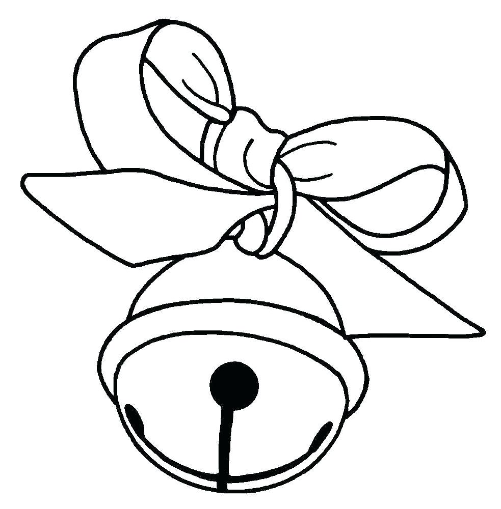 983x1000 Coloring Christmas Bells Coloring Pages