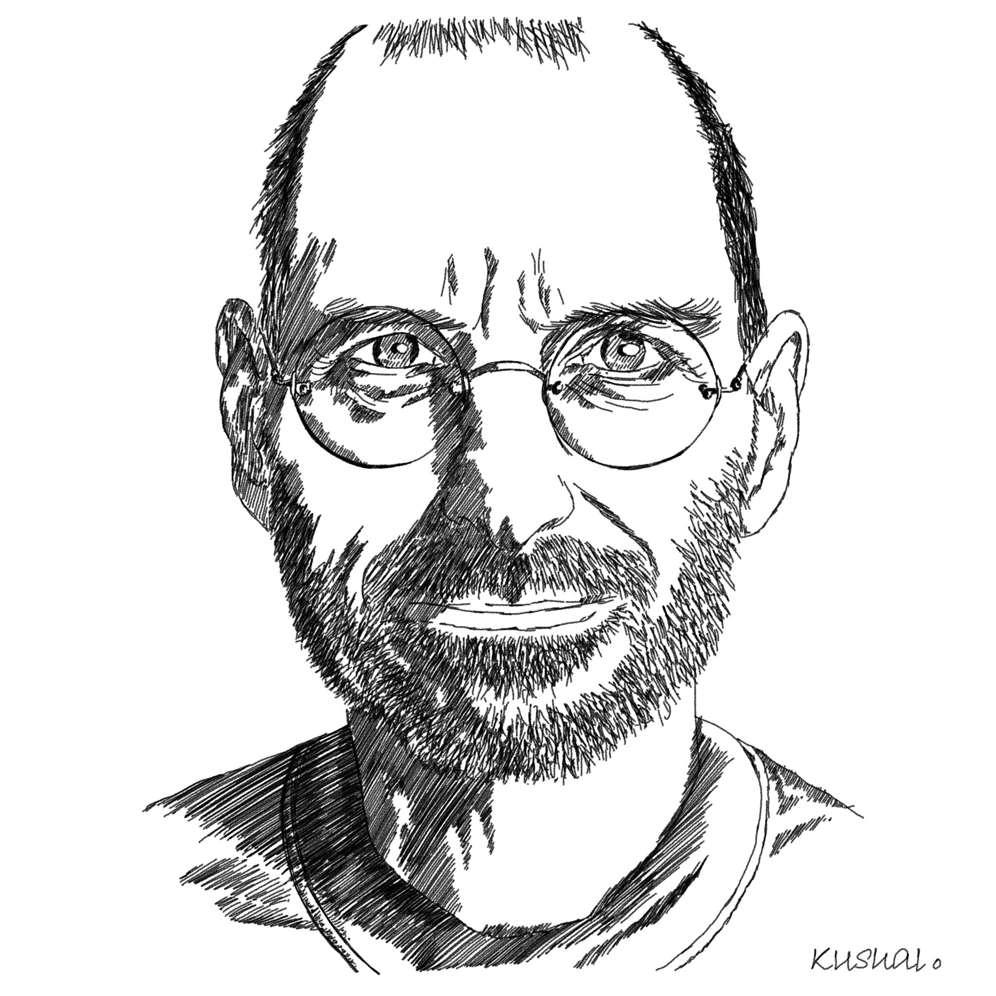 2048x2048 Happy Birthday, Steve Jobs.! By Animationmaniac
