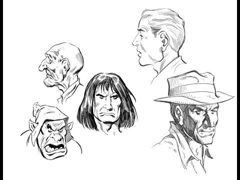 480x360 Warm Up Drawings In Sketchbook Pro