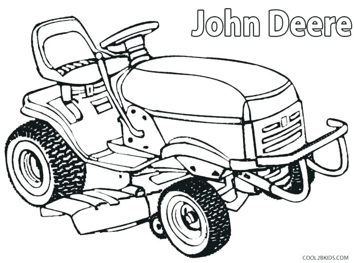 728x540 John Deere Coloring Page John Coloring Page John Coloring Pages