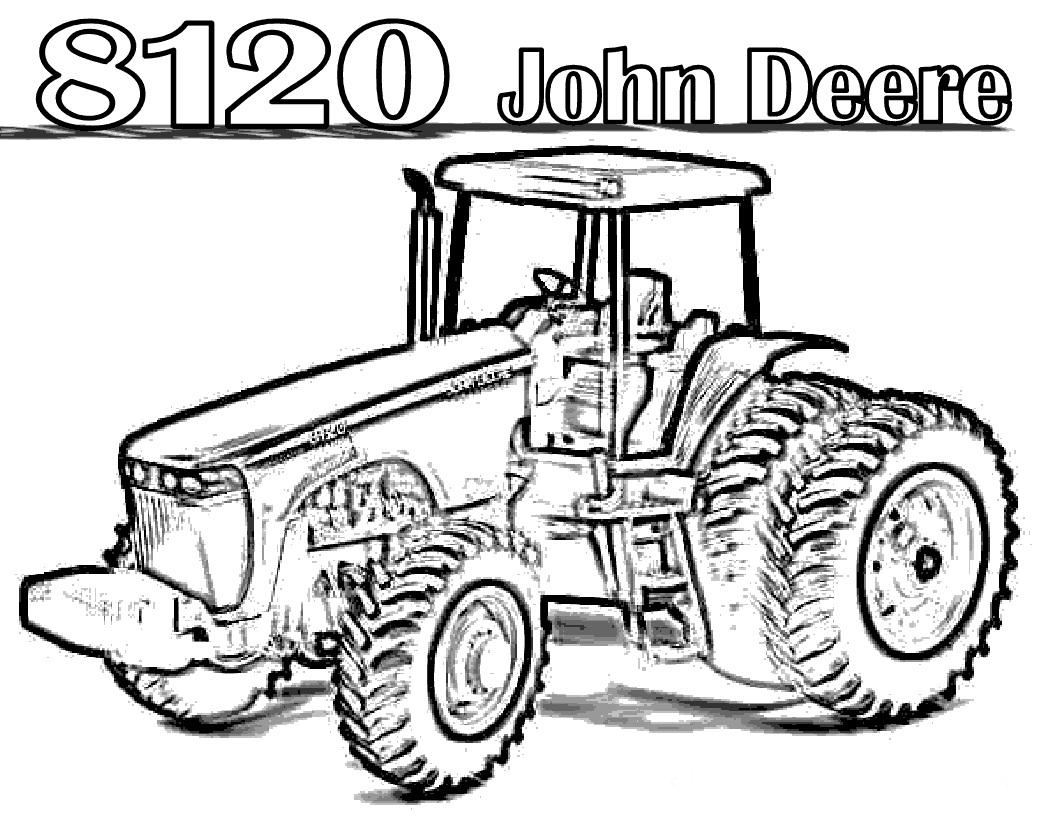 john deere tractor drawing at getdrawings com free for personal Cartoon John Deere 4020 1056x816 john deere coloring pages for kids to color fitfru style