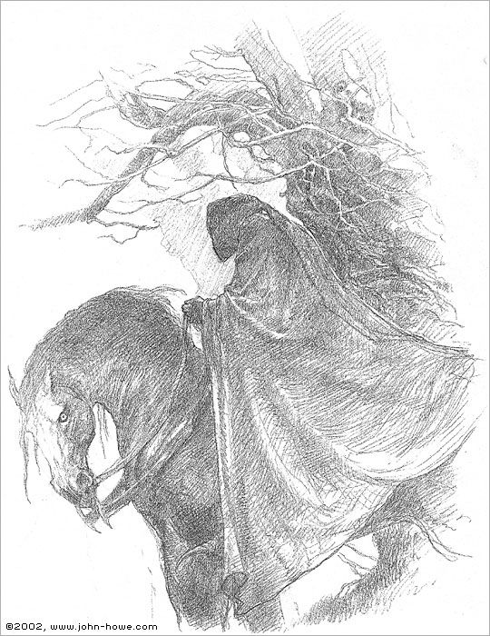 540x700 52 Best John Howe Images On Alan Lee, Middle Earth