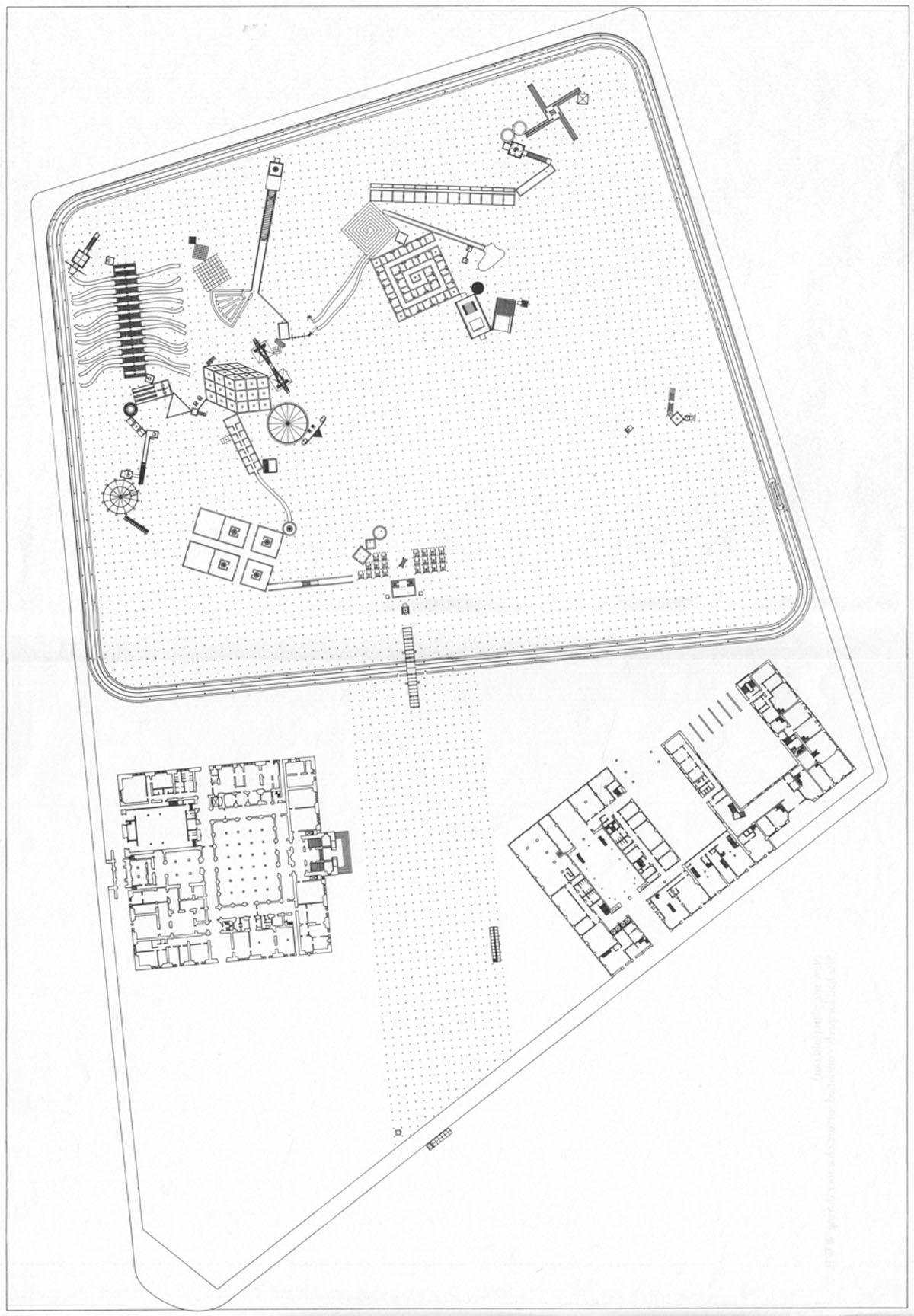 1200x1728 John Hejduk's Drawings