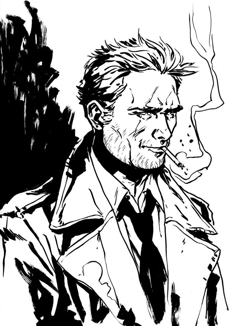 749x1066 Pin By Guillermo Moreno On Dc Comics John