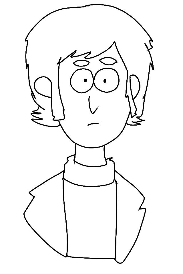 640x960 John Lennon By Felipesaw