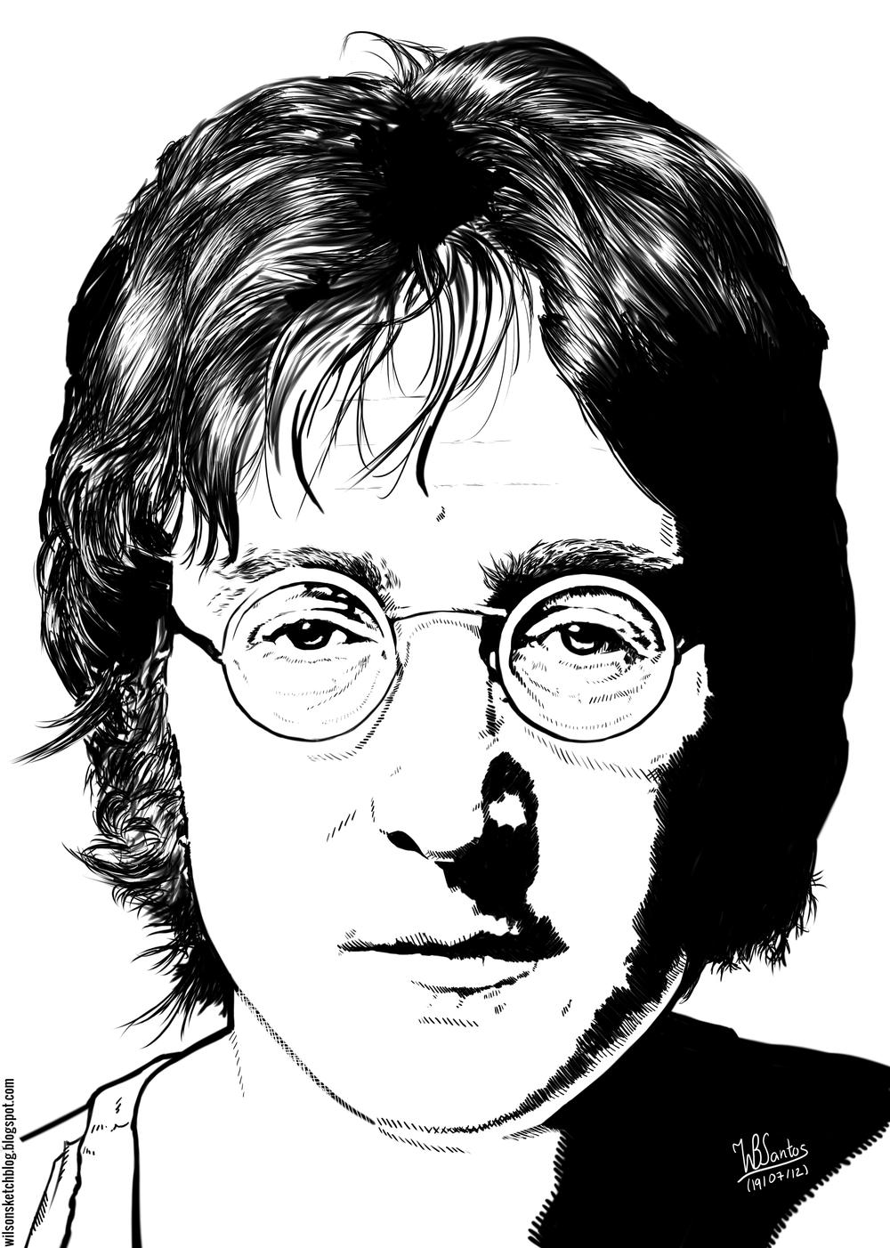 1000x1402 John Lennon