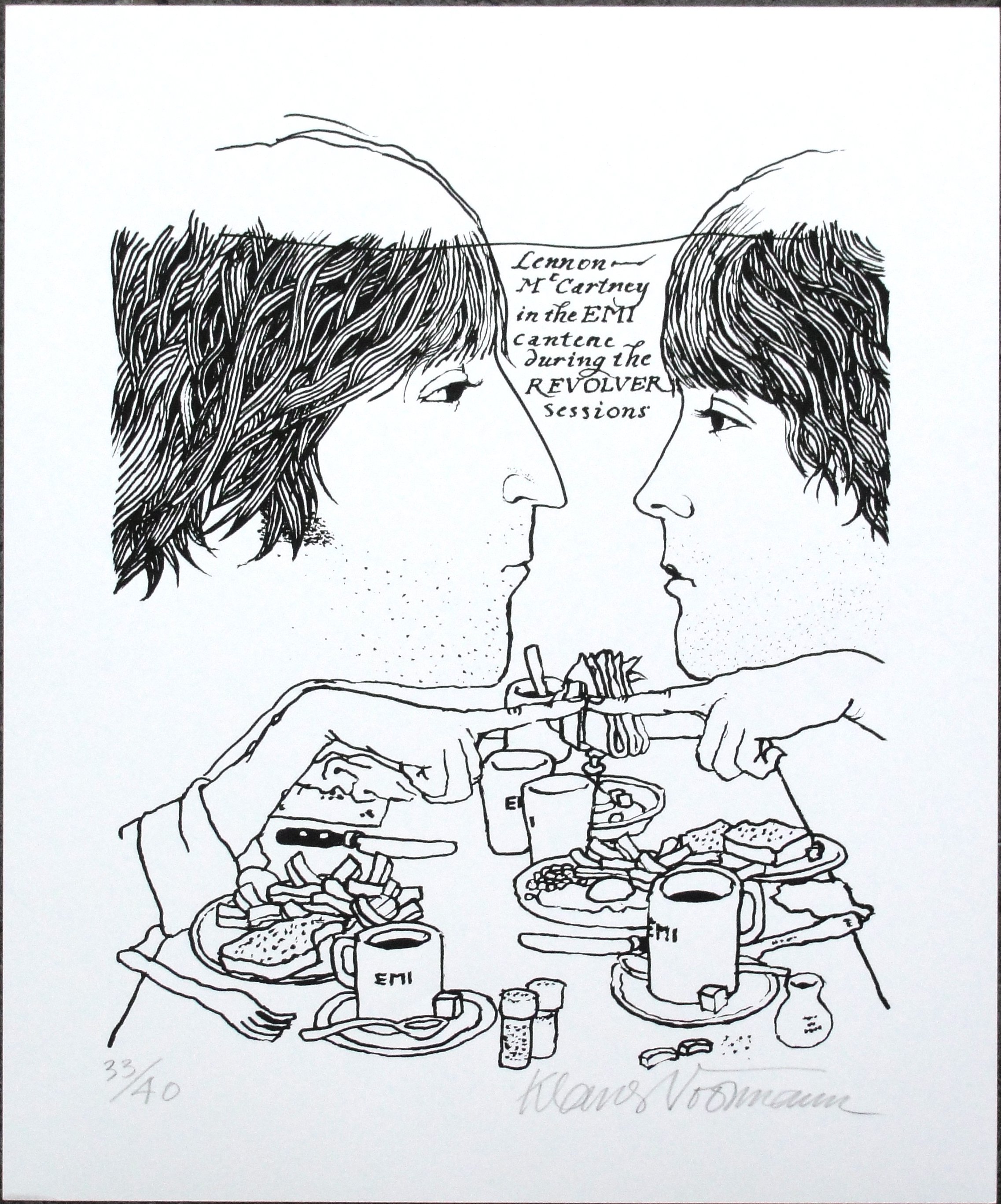 2274x2736 Some Additions To My Klaus Voormann Collection. Recordart