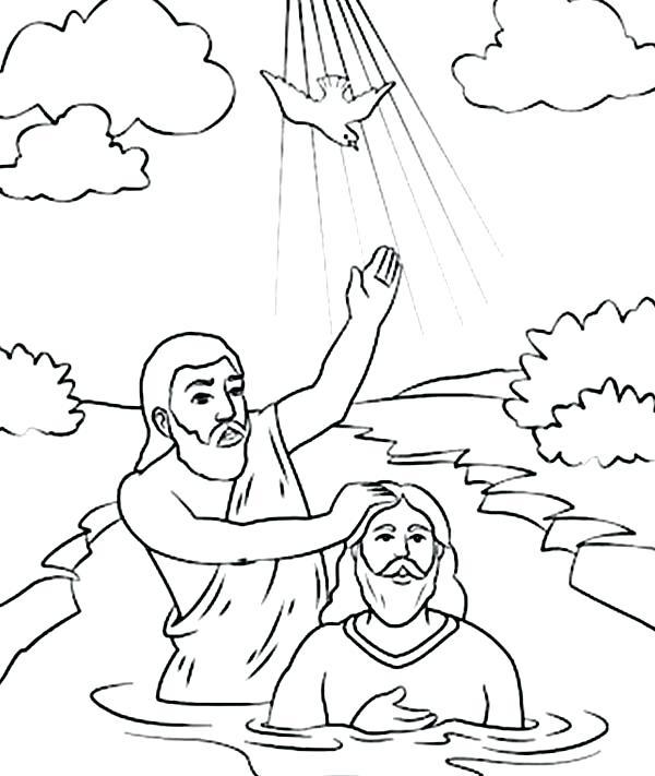 John The Baptist Drawing at GetDrawings | Free download