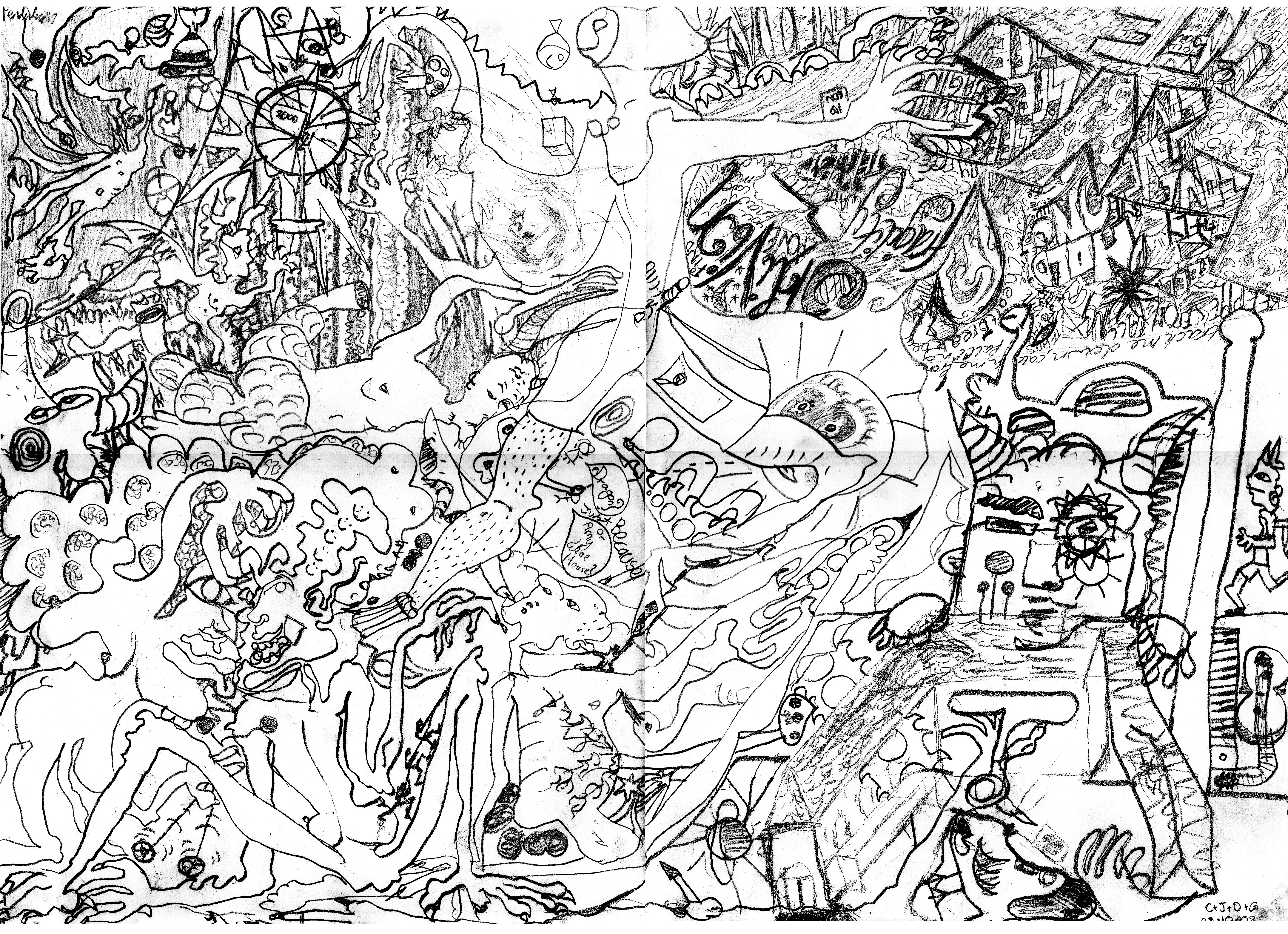 6892x4995 Joint Drawings Clairalemarchand's Blog