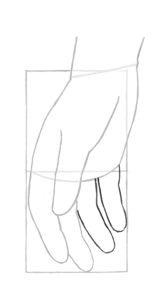 515x1024 Mastering Manga 2 How To Draw A Hand