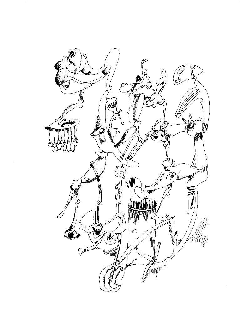 770x1035 Saatchi Art Untitled Drawing By Joke Neyrinck