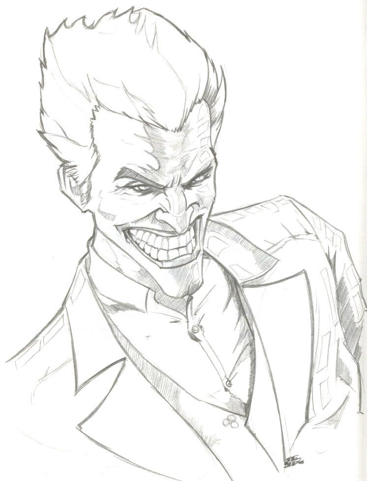 746x977 Batman Origins Joker By Csteoh