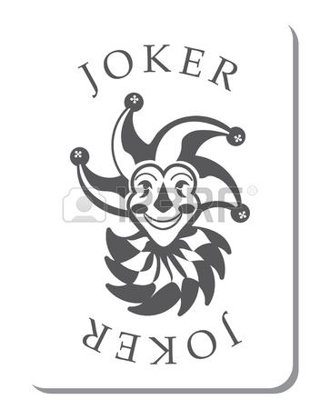 352x450 Joker Card Stock Photos. Royalty Free Business Images